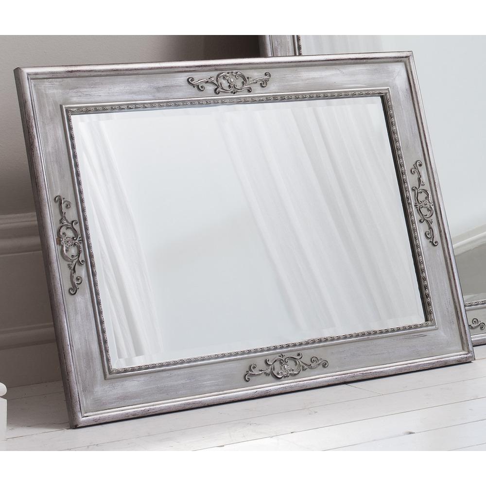 Wall Mirror Ellesmere Vintage Grey Mirror