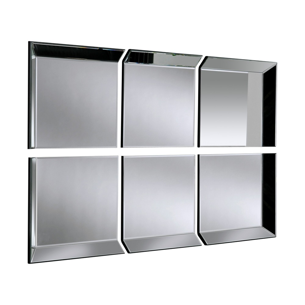 white wall mirrors large
