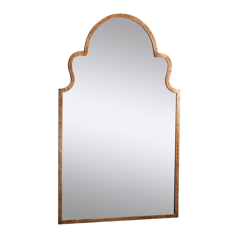 Wall Mirrors: Algiers Metal Wall Mirror | Select Mirrors