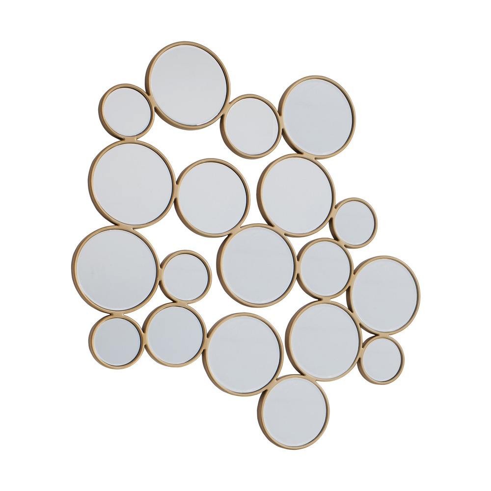 Large Wall Mirror Camilla Soft Gold Mirror Select Mirrors