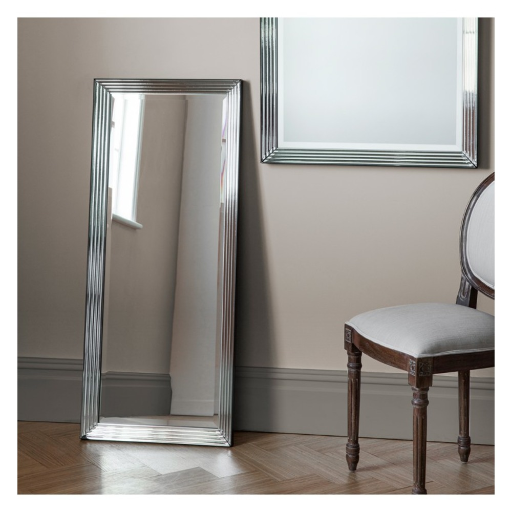 Gold Arched Full Length Mirror