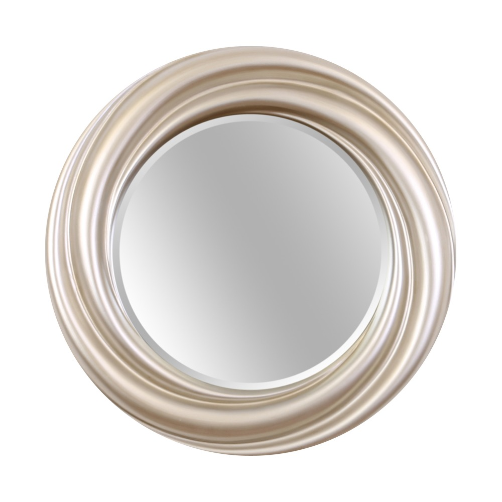 Buy adele round mirror select mirrors for Round mirror