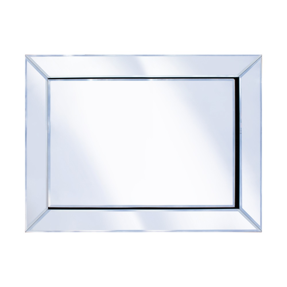 Buy lara bevelled mirror select mirrors for Mirror 60cm x 80cm