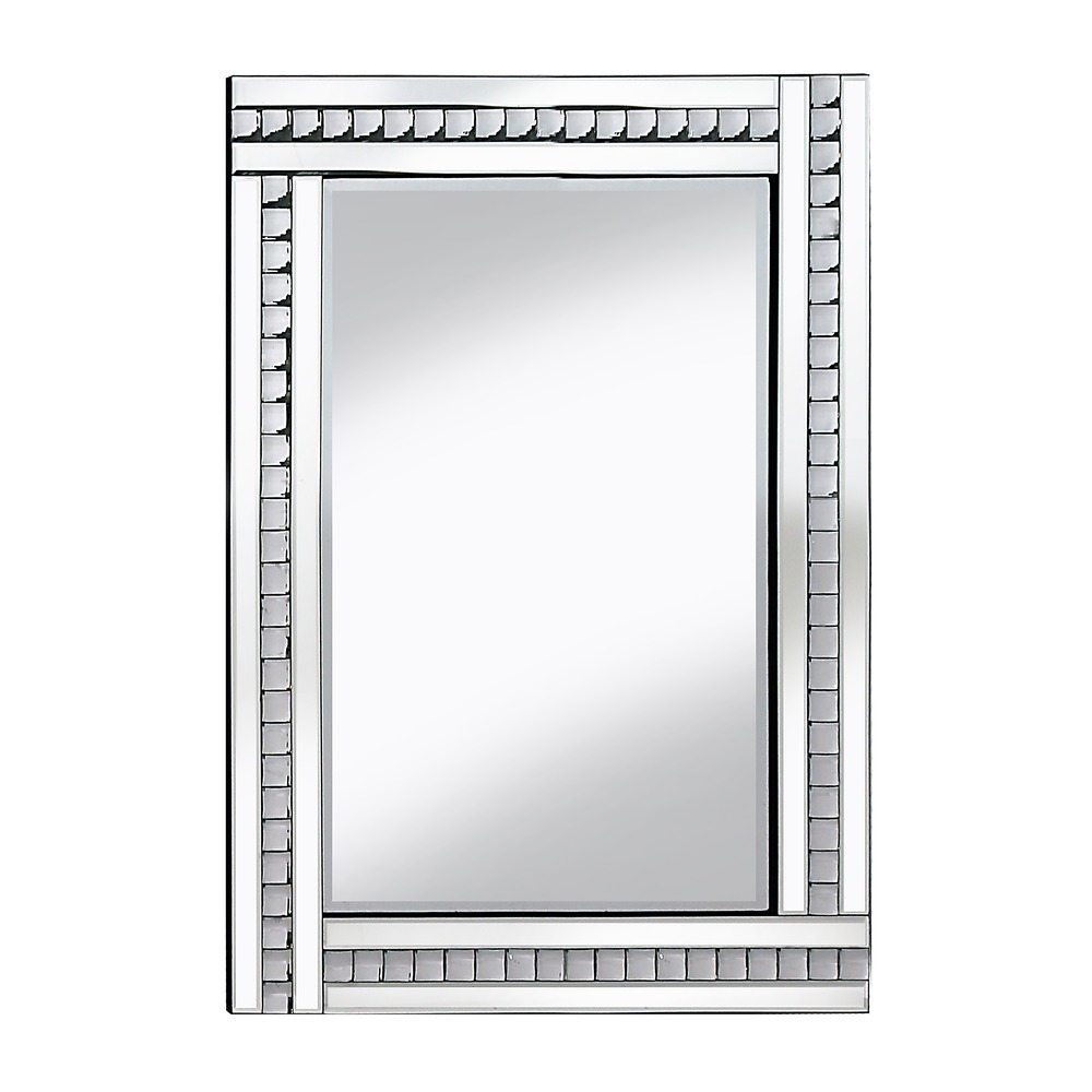 Buy alma crystal glass mirror select mirrors for Mirror 60cm x 80cm