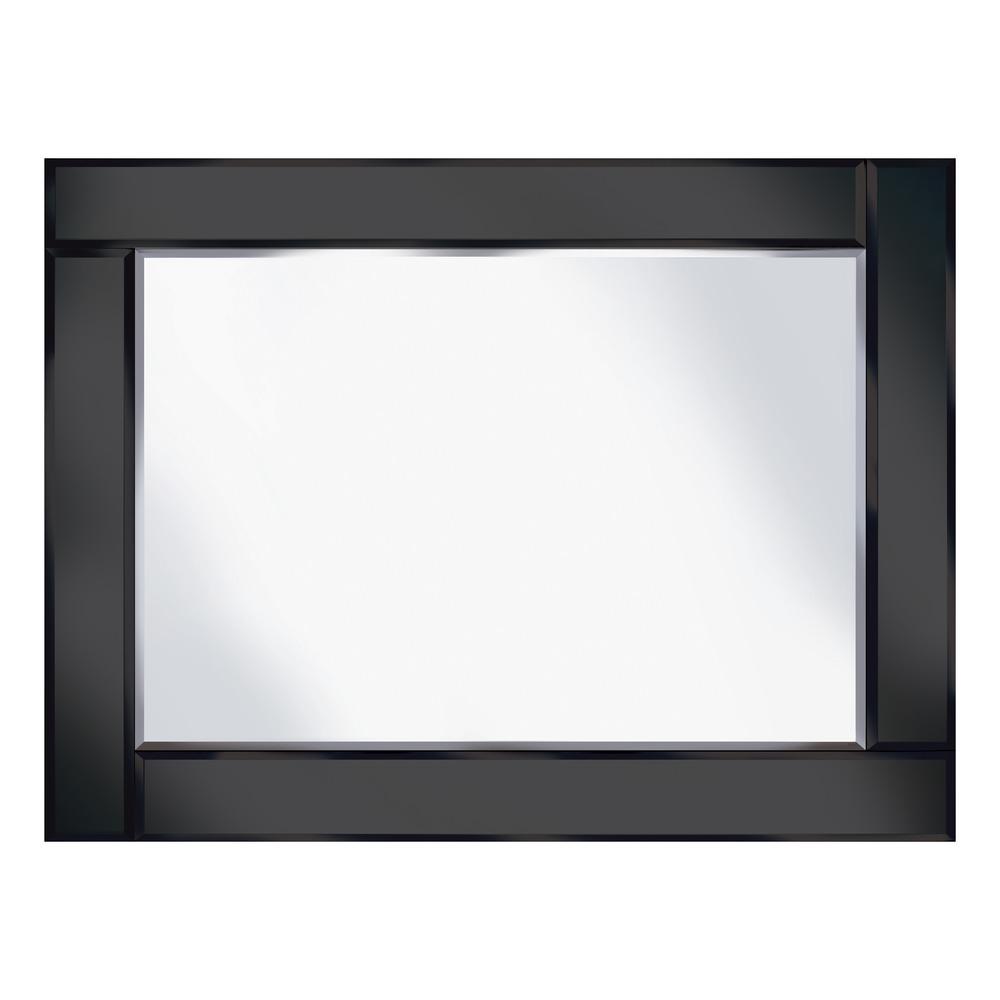 Buy chloe black mirror select mirrors for Mirror 60cm x 80cm