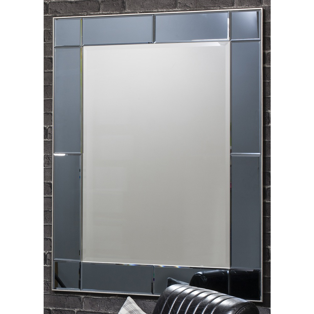 Black Mirrors Ballantrae Wall Mirror Select Mirrors