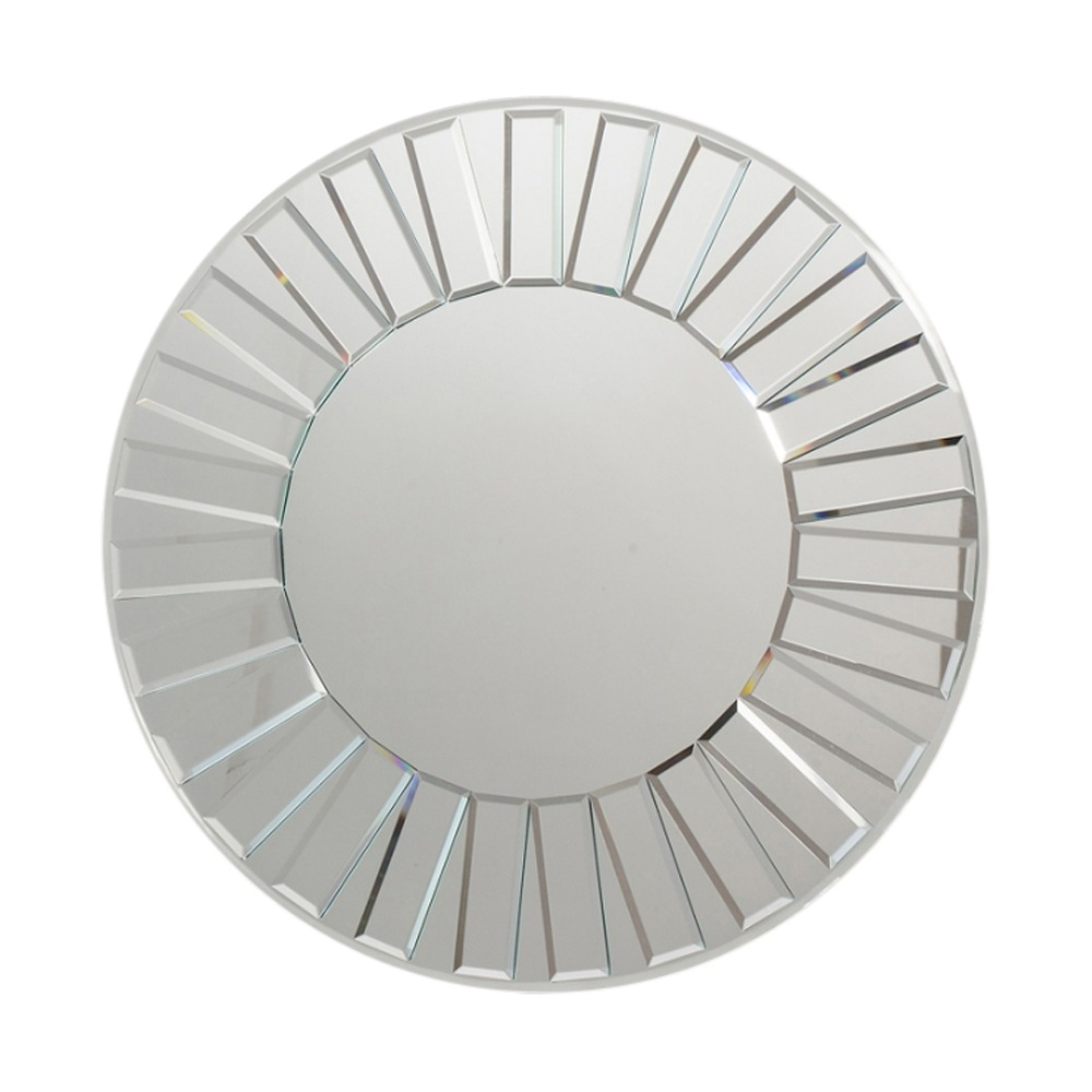Buy mondello round wall mirror select mirrors for Where to find mirrors