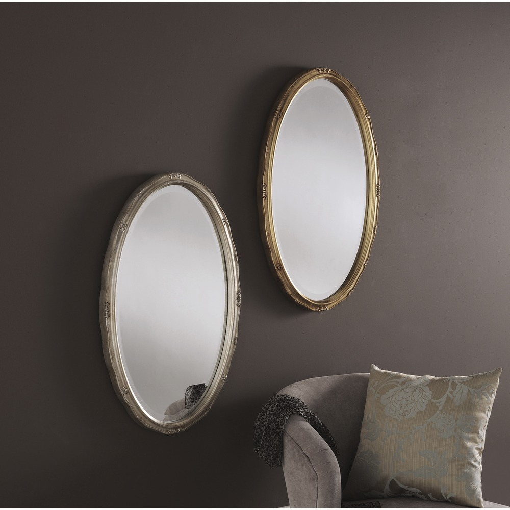 Oval Mirror Rose Mirror Select Mirrors
