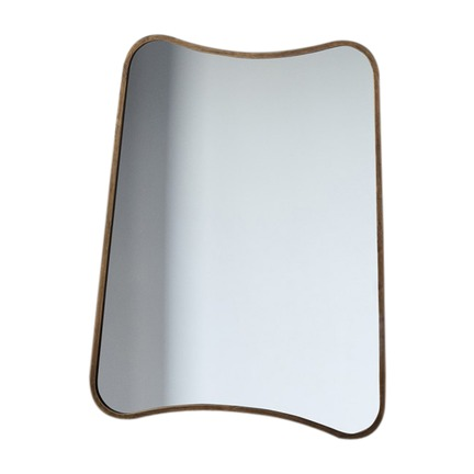 Kurva Wall Mirror