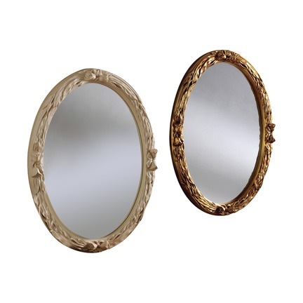 Elise Oval Wall Mirror
