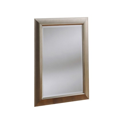 Albany Silver Framed Wall Mirror