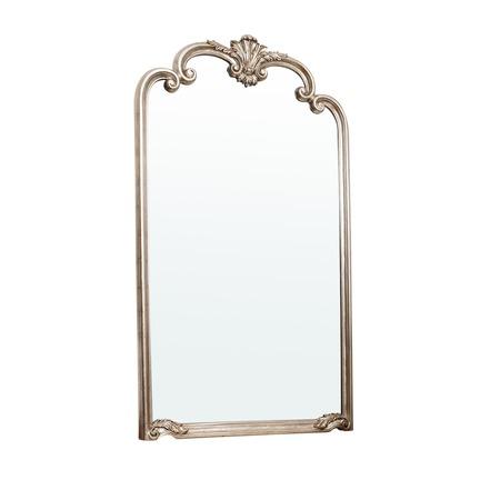 Palazzo Leaner Mirror Silver