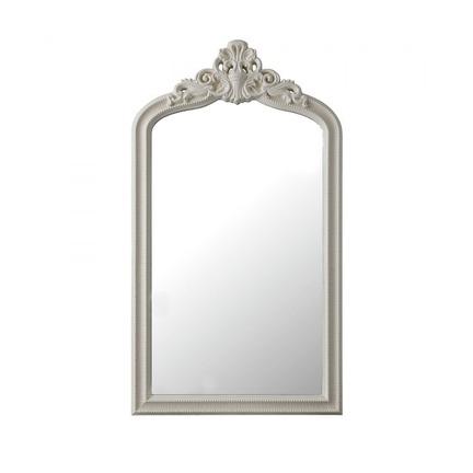Josephine Crested Leaner Mirror