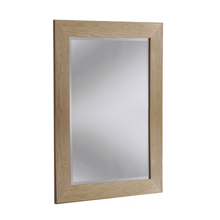 Preston Solid Oak Wall Mirrors