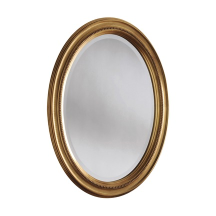 Elton Oval Wall Mirror