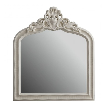 Josephine Crested Mirror