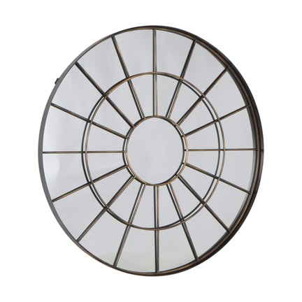 Battersea Industrial Window Wall Mirror