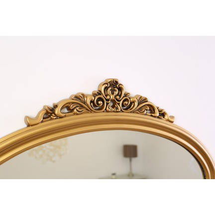 Reading Overmantel Mirror