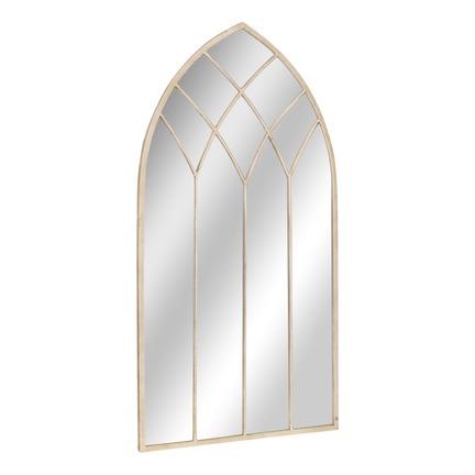 Roebuck Arched Window Mirror