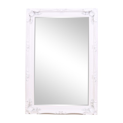 Carved Louis XL Leaner Mirror
