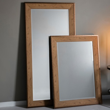 Mirror Style: Wooden Framed Mirrors
