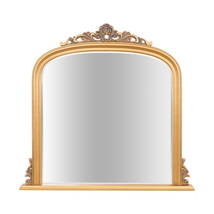 Dayton Overmantel Mirror