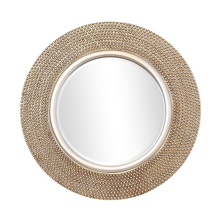 Rome Round Wall Mirror
