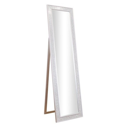 Shanghai Crackle Glass Cheval Mirror