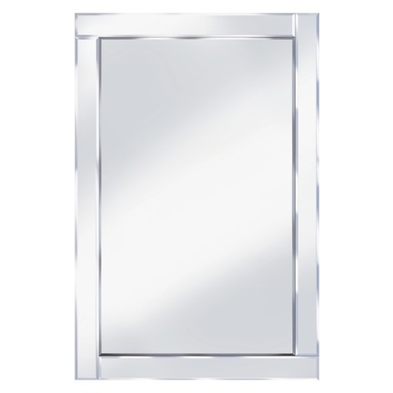 Chloe Bevelled Mirror- 3 Sizes