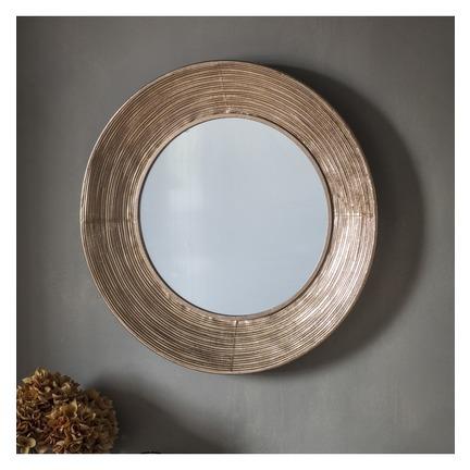 Knowle Round Mirror