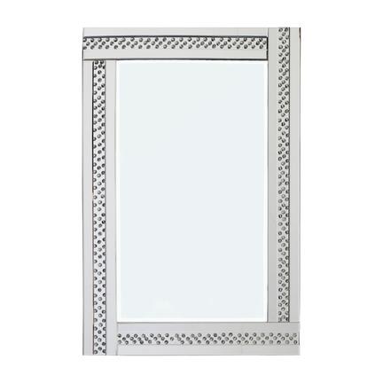 Glitz Silver Mirror - 3 Sizes