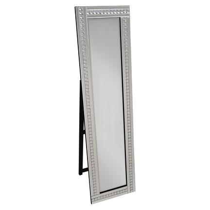 Alma Crystal Cheval Mirror