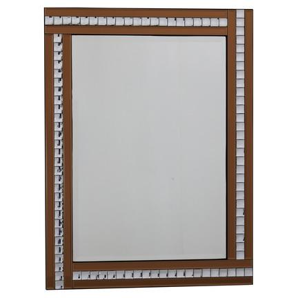Alma Bronze Glass Mirror - 3 Sizes