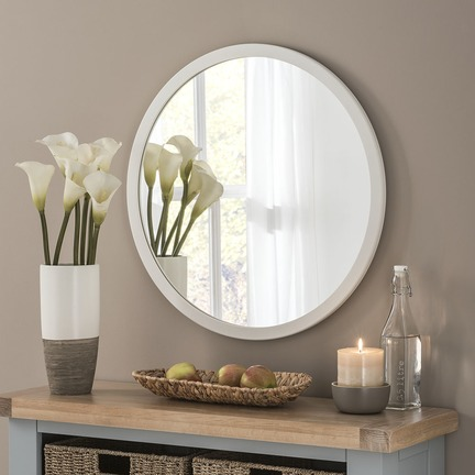 Madison Mirror 60cm Diameter