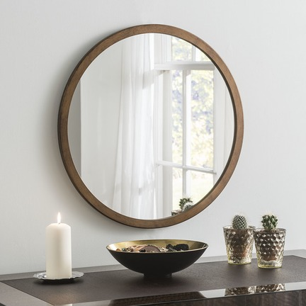 Madison Mirror 80cm Diameter