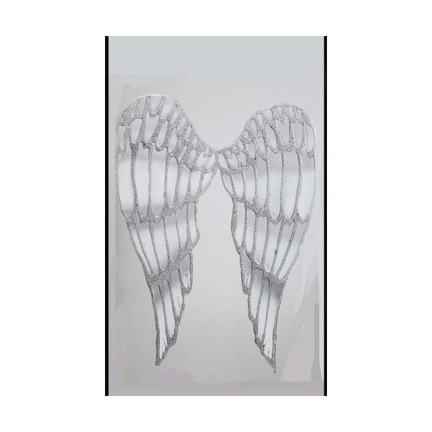 Angel wings on Mirror Art