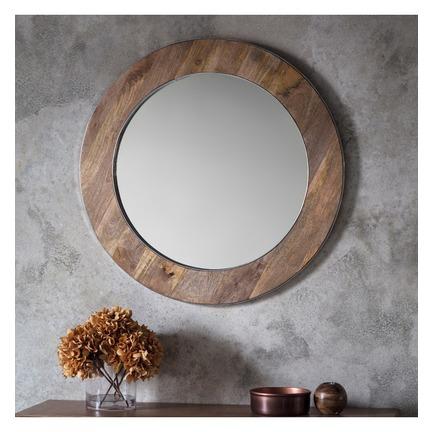 Torrington Round Mirror