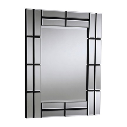 Lexington Silver Wall Mirror