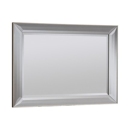 Clifton Silver Wall Mirror