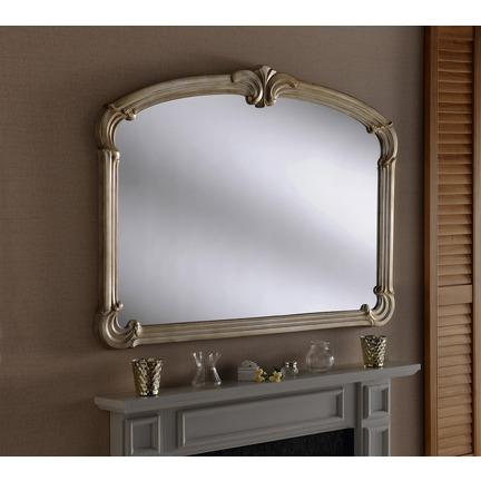Mallord Overmantel Mirror