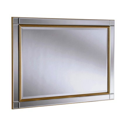 Alena Venetian Gold Wall Mirror