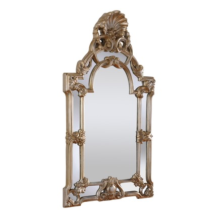 Brocket Ornate Mirror