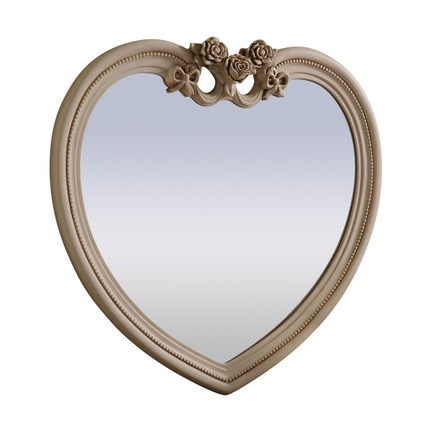 Heart Wall Mirror