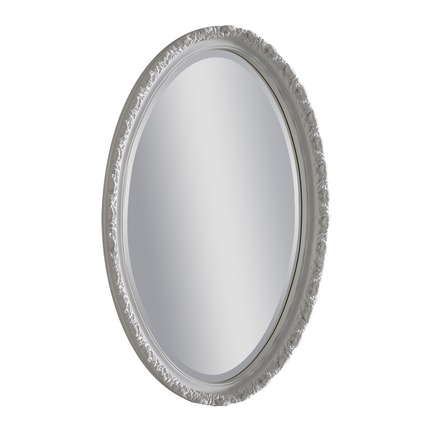Capri Oval Wall Mirror