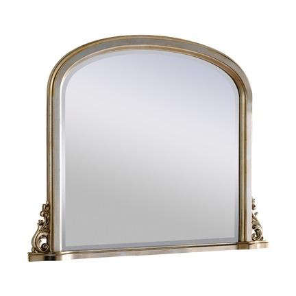 Compton Overmantel Mirror
