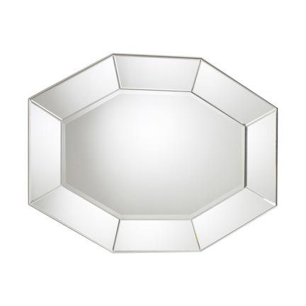 Ortega Octagonal Wall Mirror