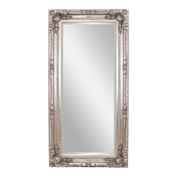 Carved Louis Leaner Mirror