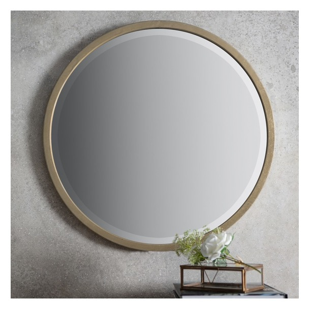 Buy Higgins Round Mirror 60cm Dia Select Mirrors